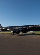 Four Seasons' Luxury Private Jet