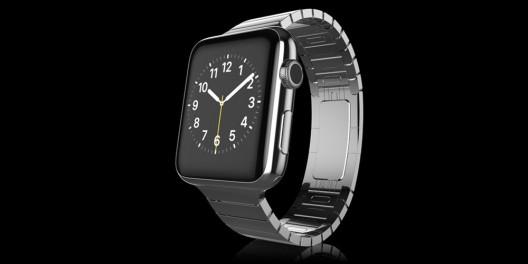 £111,000 Luxury 18K Solid Gold Apple Watch Diamond Ecstasy