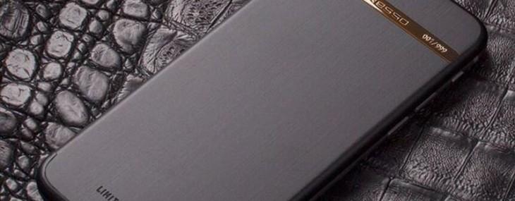 Gresso's $5000 18-karat Gold iPhone 6 Case