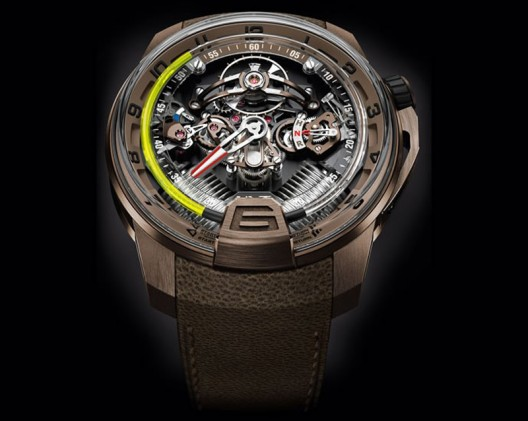 H2 Full Bronze - HYT's New Limited Edition Watch