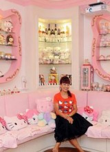 Hello Kitty – Themed House Worth Almost $1 Million