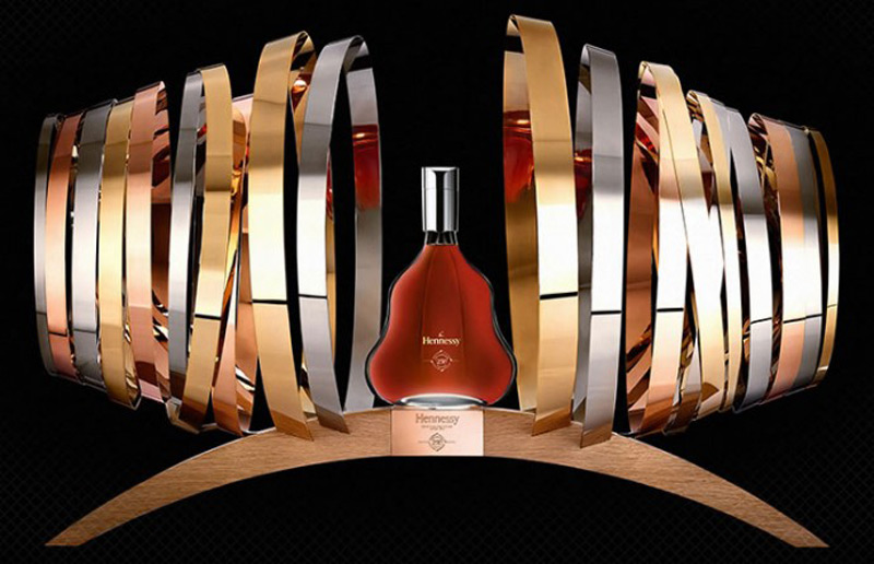 Hennessy Limited Edition Cognac for 250th Anniversary