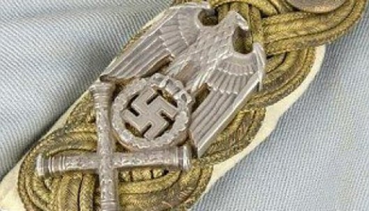 Sweat Confirms Authenticity - Hermann Goering's Uniform at Auction for $128,000