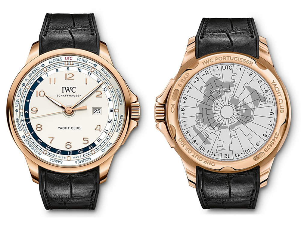 IWC Portugieser Yacht Club Worldtimer Limited Edition Watch