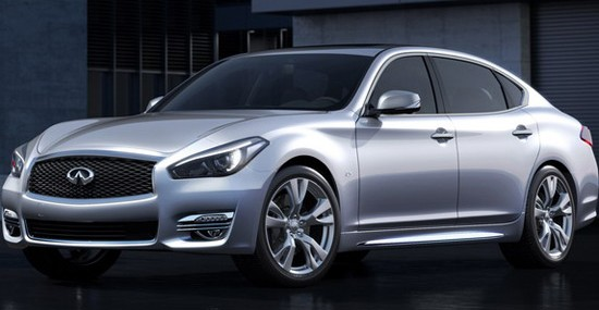 Luxury Infiniti Q70L Bespoke Edition
