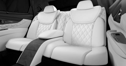 Luxury Infiniti Q70L Bespoke Edition