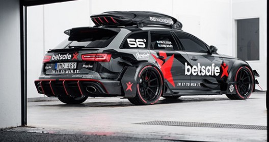 Special ?Jon Olsson's Audi RS6 DTM With Nearly 1,000Hp