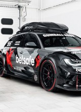 Special Jon Olsson's Audi RS6 DTM With Nearly 1,000Hp
