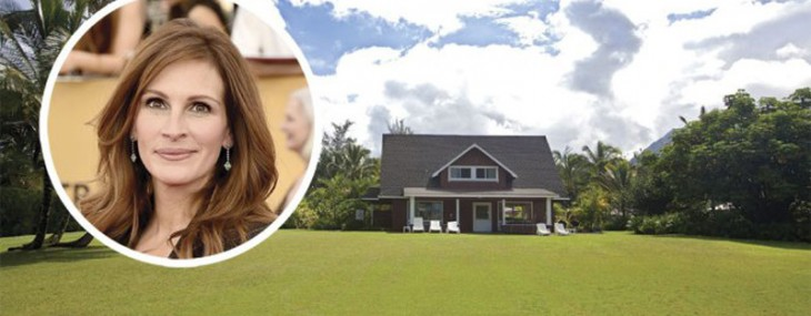 Julia Roberts' Hawaii Estate on Sale for $29.85 Million