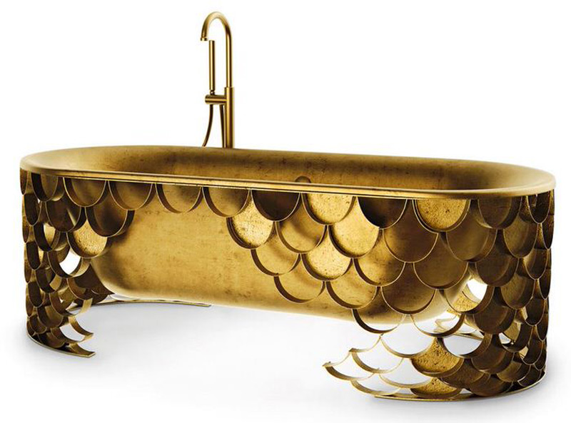 Portuguese luxury bathroom-fittings brand Maison Valentina KOI