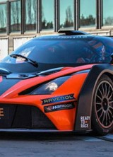 KTM X-Bow GT4 Coupe New Athletes From KTM