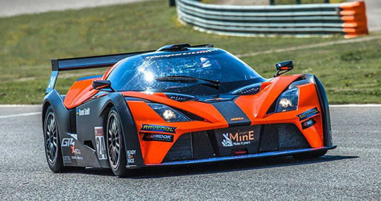 ktm x bow gt4 coupe new athletes from ktm extravaganzi. Black Bedroom Furniture Sets. Home Design Ideas