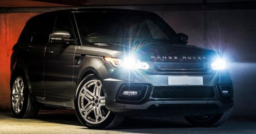 Kahn Project Range Rover 400-LE Edition At Yacht, Jet & Prestige Show