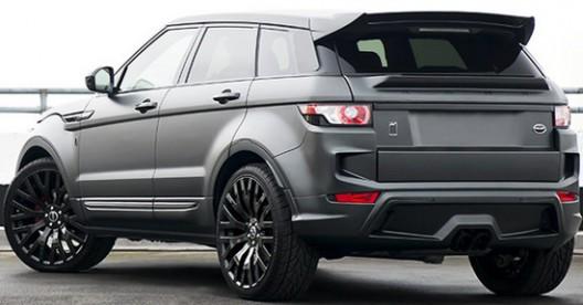 British Kahn Design in its offer points out Kahn Range Rover Evoque RS250 Edition