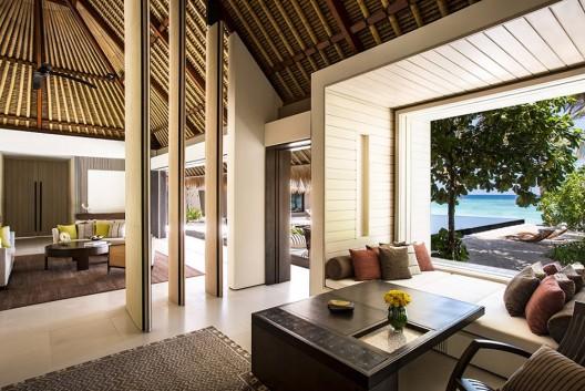 LVMH Cheval Blanc Maldives' The Owner's Villa - Private Piece of Haven