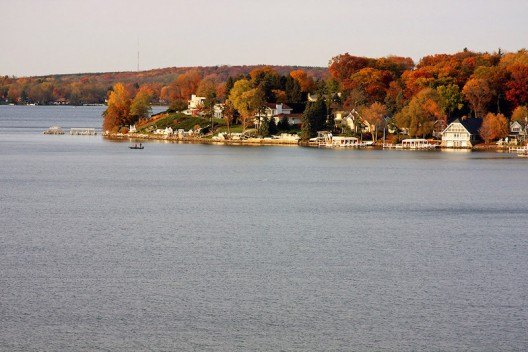 Lake Geneva Waterfront Selling to Highest Bidder