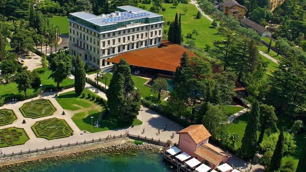 Lido Palace Hotel, Lake Garda, Italy