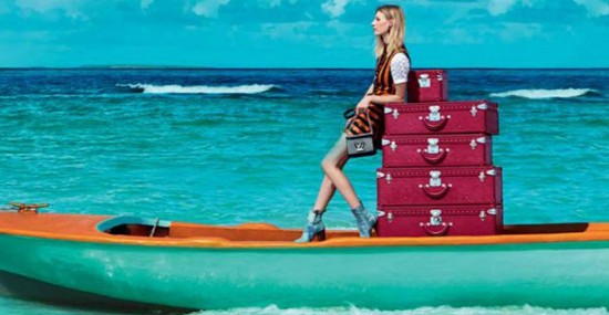 Louis Vuitton Spirit of Travel Spring 2015