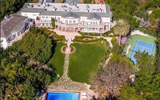 Max Azria's Holmby Hills Home on Sale for $85 Million