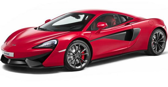 New McLaren 540C Coupe For Just $188,000