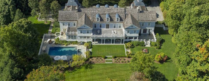 Magnificent Mid-Country Greenwich Estate on Sale