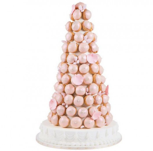 Mikimoto by Ladurée - Macarons Embellished with Pearls