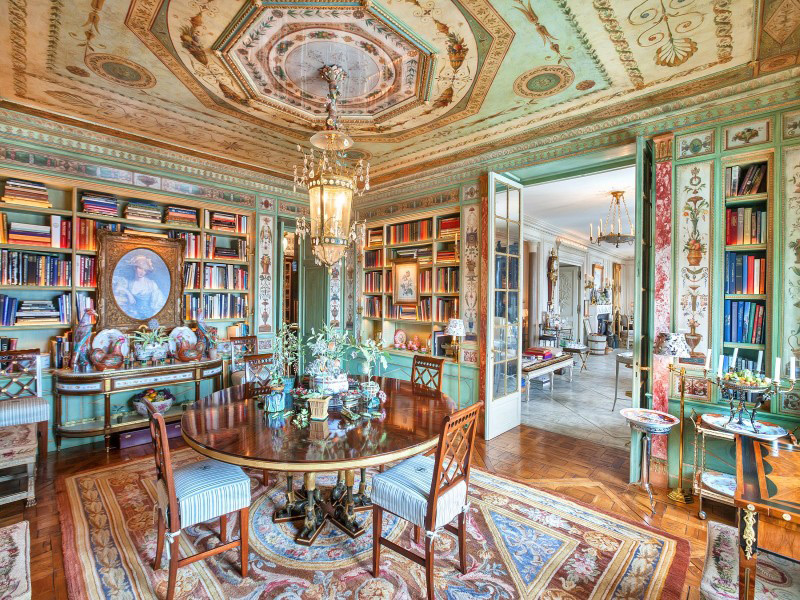 Homage to Versailles on Fifth Avenue on Sale for $10 Million