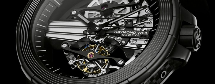 Nabucco Cello Tourbillon by Raymond Weil