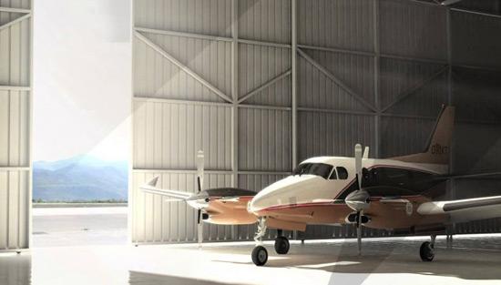 Nextant's New Powerfull Plane - G90XT Turboprop