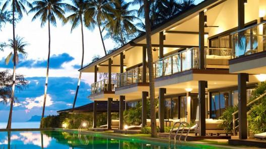 Nikki Beach Resort Koh Samui Thailand