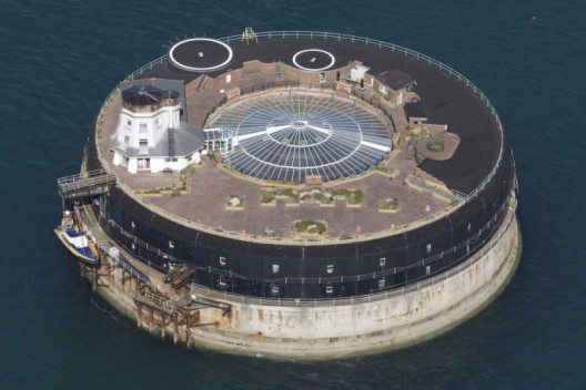 No Man's Fort Opens Up As A Unique Luxury Hotel