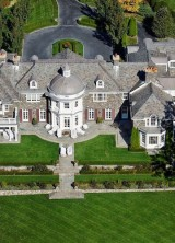 Palatial Stone Manor in Chappaqua, NY On Sale for $17.9 Million