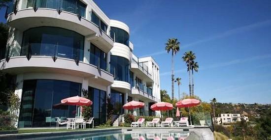 Paris Latsis' Beverly Hills Mansion on Sale for $15 Million