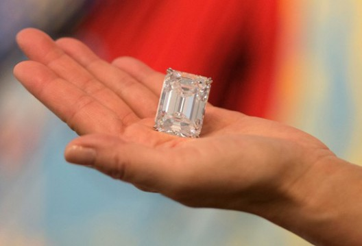 'Perfect' diamond sells for $22 million in New York