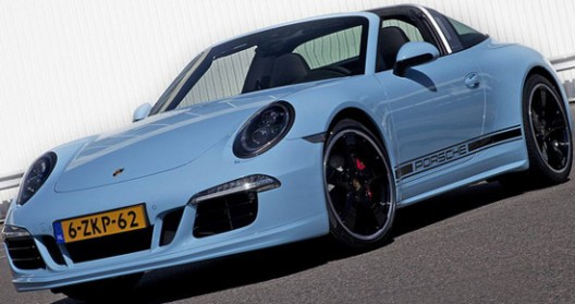 a special edition of the current generation in the Targa edition