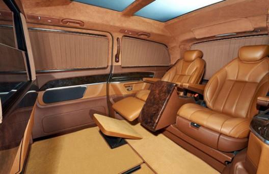 Luxury Redline Engineering Mercedes V-Class