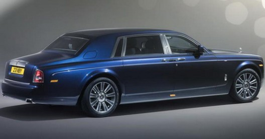 Rolls-Royce Phantom Limelight