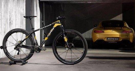 Rotwild GT S Bike Inspired By The Mercedes-AMG GT
