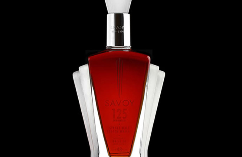 Savoy Second Edition of 125 Anniversary Single Malt Scotch Whisky
