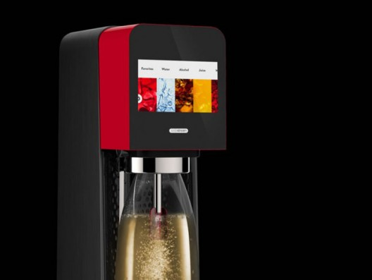 SodaStream MIX by Yves Béhar Will Carbonate Anything You Want
