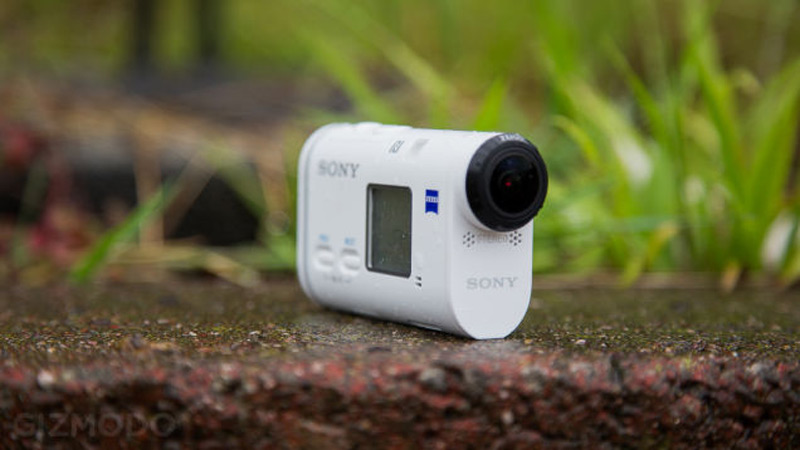 Sony New High-end 4K Action Camera