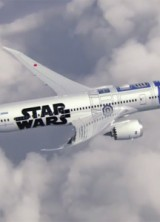 "ANA's New ""Star Wars"" Airplane Coming This Fall"