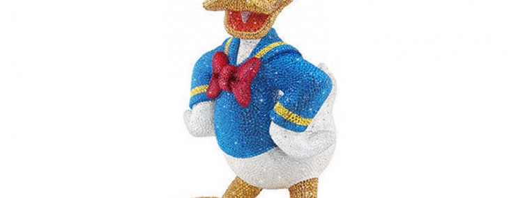 Swarovski Donald Duck Limited Edition