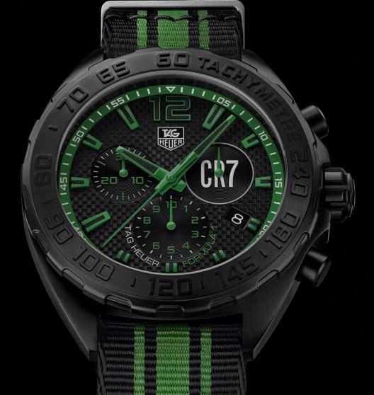 TAG Heuer Cristiano Ronaldo Formula 1 Limited Edition Watch