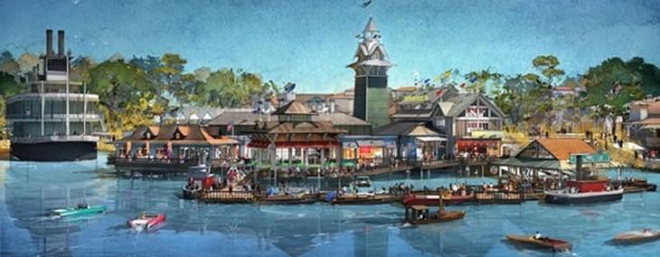 The Boathouse – Disney World's New Restaurant