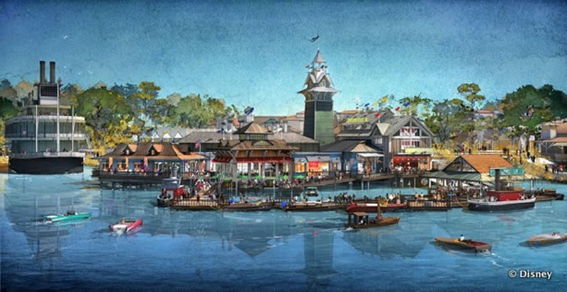 The Boathouse - Disney World's New Restaurant