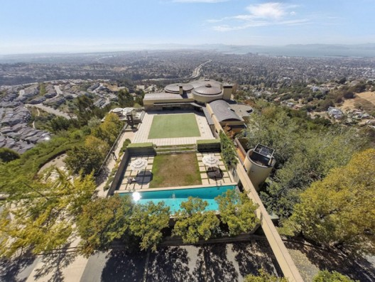 Magnificent 20-acre Oakland/Berkeley Hills Estate Inspired by Genius of Frank Lloyd Wright on Sale