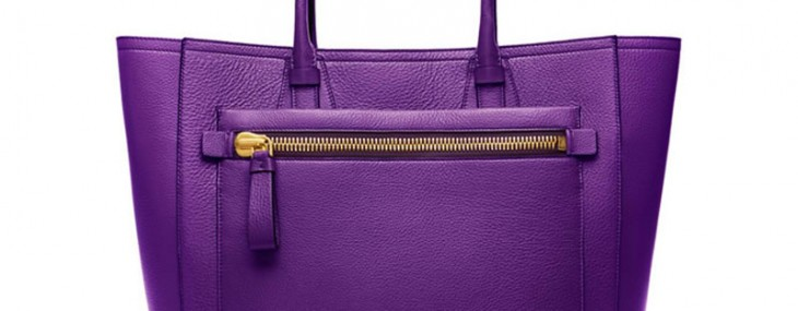 Choose Your Favorite Tom Ford's Summer Tote from 15 Different Colors