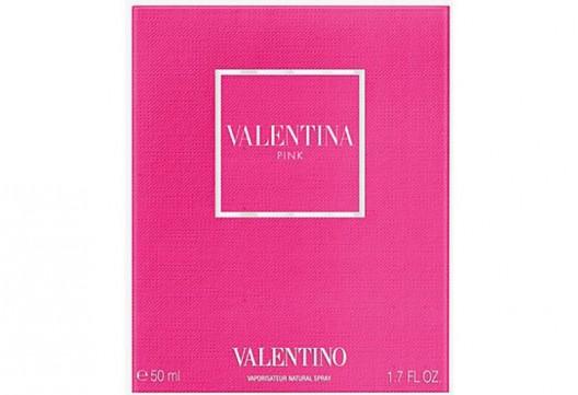 Valentino's New Fragrance - Valentina Pink