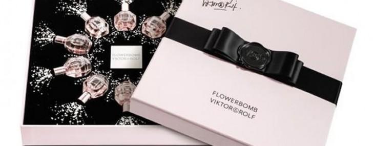 Viktor & Rolf Flowerbomb 10th Anniversary Set